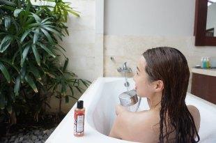 SPA小確幸|讓身心靈沈浸在度假氛圍,巴黎百嘉樂活體驗組,最呵護女人的沐浴露、磨砂霜、精華身體乳。