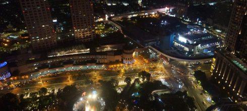 七夕板橋餐廳推薦 典藏33觀景餐廳Artco.33 X 32樓免費高空景觀瞭望台