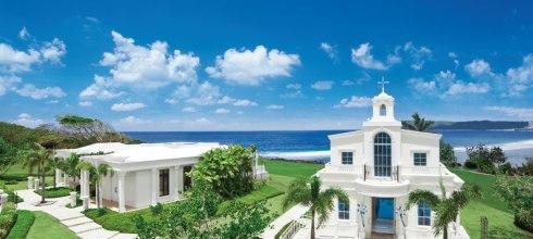 婚禮|艾洛詩海外婚禮,大海見證的愛情誓言,關島、沖繩、峇里島、夏威夷的夢幻絕美禮堂