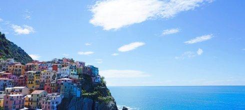 義大利自由行|五漁村Cinque Terre一日遊,走入繽紛小屋、蔚藍海岸(米蘭/佛羅倫斯出發)