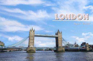 倫敦自由行|英國倫敦懶人包(機票、住宿、行程、交通、景點)