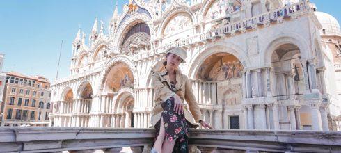 威尼斯散步路線|漫步在水都,威尼斯推薦7大打卡景點(聖馬可廣場、沈船書店、SUSO冰淇淋、里阿爾托橋、貢多拉)