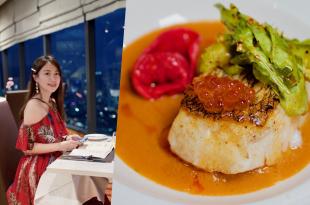 馬來西亞高空餐廳|檳城光大68樓 Coco Cabana Bar & Bistro 高空餐廳