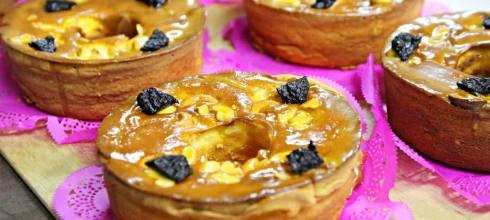 「在地桃園人才知道的5家古早好滋味」這家傳承百年的布丁蛋糕是別家吃不到的超絕甜點!