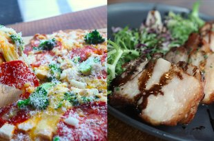 【台北/內湖美食】Mastro Cafe 巨無霸戰斧豬排超巨大,還有頂級肉食分享盤,這是肉控的天堂!