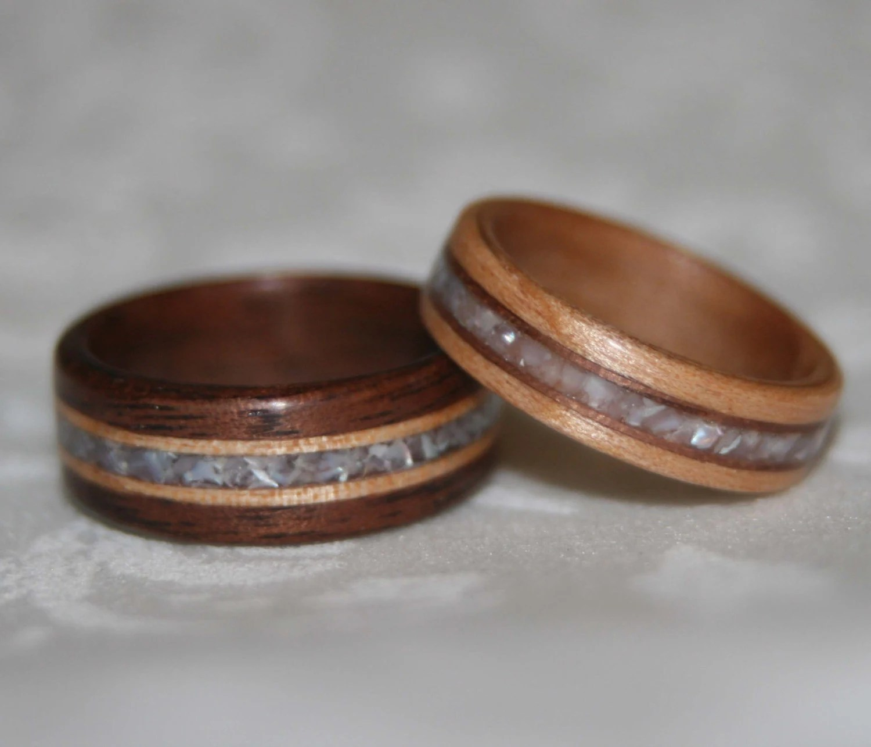 custom wood rings IsPLLlVg 7CGwek*e8GQsSvhqc custom wedding rings Wood Wedding