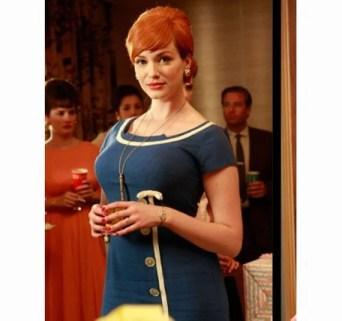 Cute buttoned Pencil dress Mad men Reproduction Joan dress wiggle