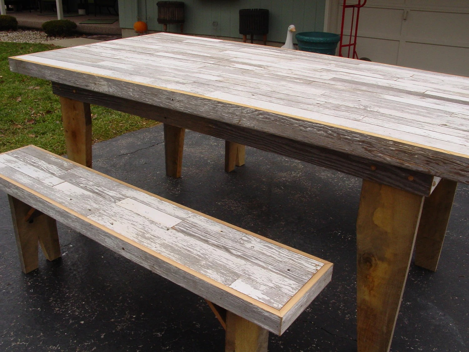barn wood dining table wood kitchen tables Barn Wood Dining Table