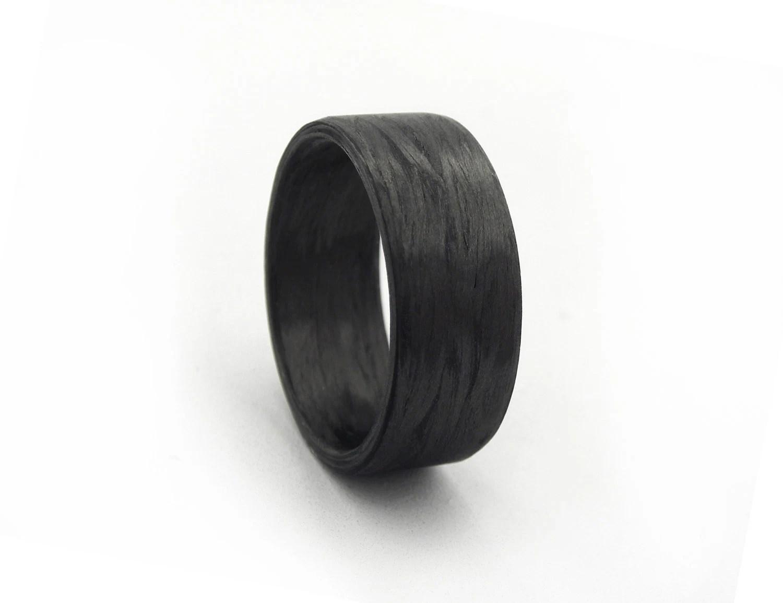 mens wood wedding ring carbon fiber wedding bands Displaying 17 Images For Unique Mens Carbon Fiber Wedding Bands