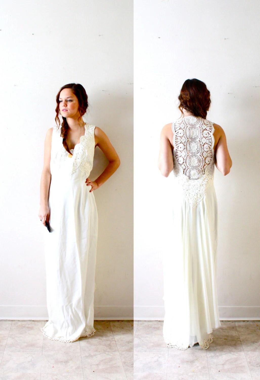 hippie vintage wedding dresses boho wedding dresses Hippie Vintage Wedding Dresses