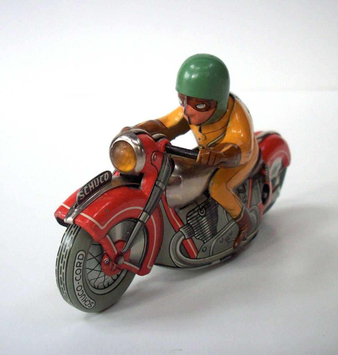 Schuco Motodrill 1006