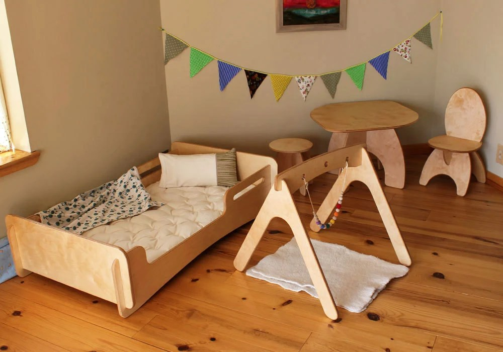 Montessori Toddler Bed Montessori Floor Bed