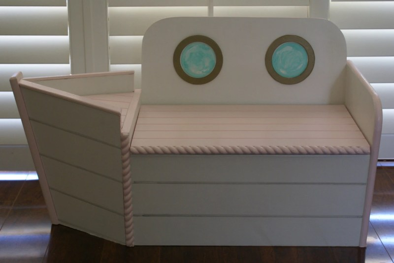 Large Of Toy Chest Plans