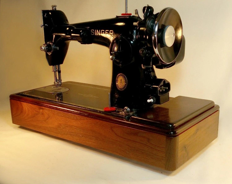 Picture Singer Singer Sewingmachine Base Singer Sewing Machine Base Home Design Architecture Singer 15 91 Sewing Machine Singer 15 91 Manual Custom Singer Sewing Machine Wood Base houzz 01 Singer 15 91