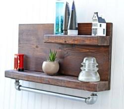 Small Of Decorative Shelf For Bathroom