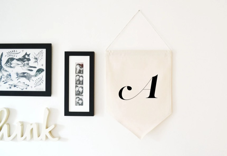 Letter, Name Initial A-Z ...