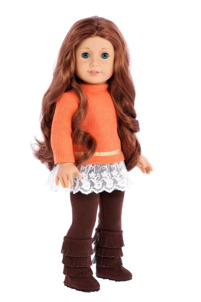 Hello Sunshine Doll Clothes for 18 inch American Girl Doll
