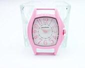 Ribbon Watch Face - Light Pink