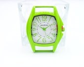 Ribbon Watch Face - Lime
