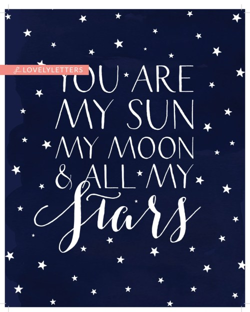 Medium Of My Moon And Stars