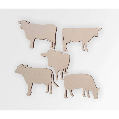 Medium Crop Of Cows Home Decor