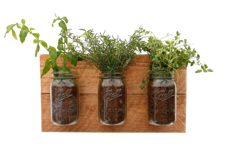 Large Of Wall Mounted Indoor Herb Garden
