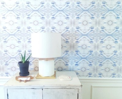 Peel and Stick Removable Wallpaper MADE IN USA Wall paper Peel