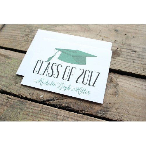 Medium Crop Of Graduation Thank You Cards