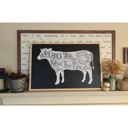 Small Crop Of Cow Home Decor