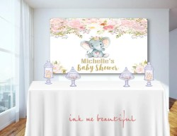 Peculiar Candy Table Baby Birthday Blush Candy Table Baby Birthday Blush Pink Baby Shower Backdrop Ideas Baby Shower Backdrop Stand