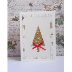 Small Crop Of Handmade Christmas Cards