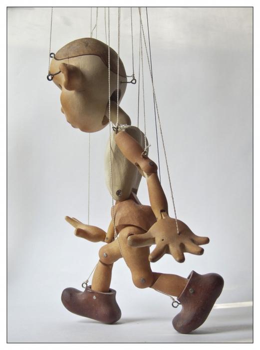 Куклы марионетки своими руками из дерева 89