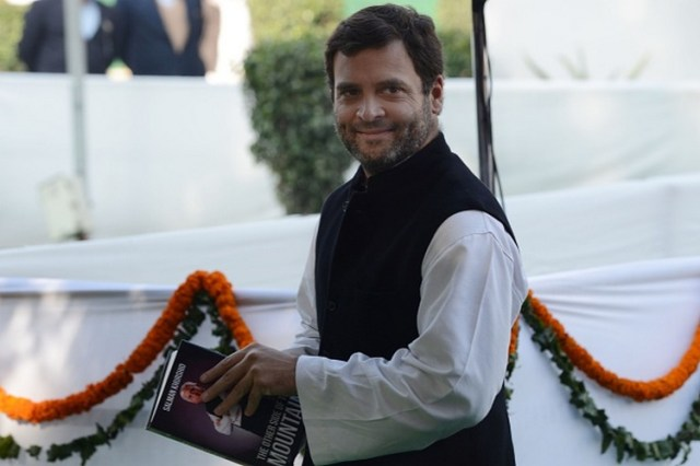JNU छात्रों के समर्थन में आए राहुल गांधी, कहा- धौंस जमा रही है मोदी सरकार