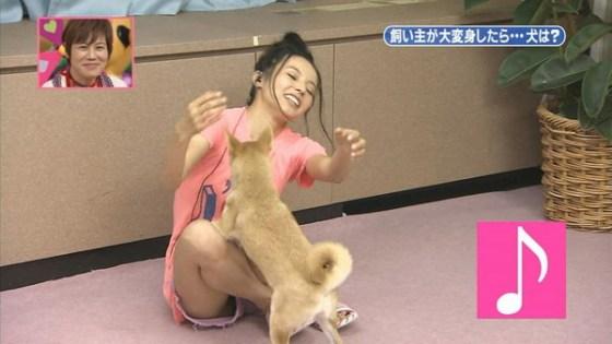 【TV放送事故エロ画像】地上波放送で映された女性たちの恥ずかしいシーン