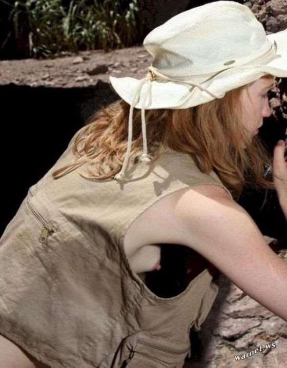 【世界のエロ画像】世界の美女たちのハプニング画像を集めてみましたw 14
