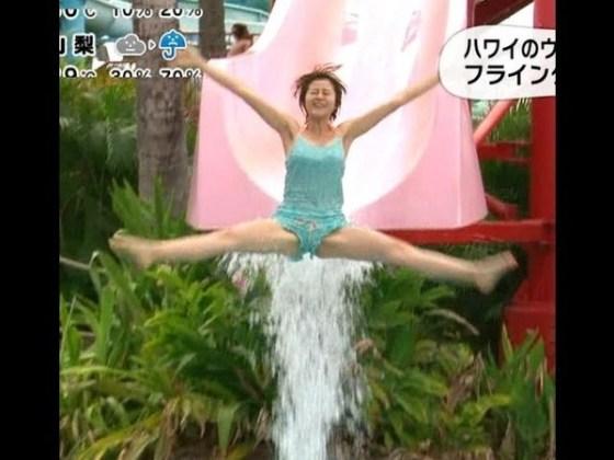 【水着画像】スタイルバツグンの女の子達のハプニング画像集めてみましたww 03