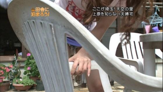【放送事故画像】テレビで映ってる有名人のパンツが見たい人集合!! 13