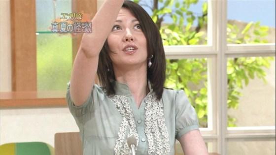 【放送事故画像】後でオンエア見たら恥ずかしいだろうなぁ!こんなに脇に染み作っちゃって!
