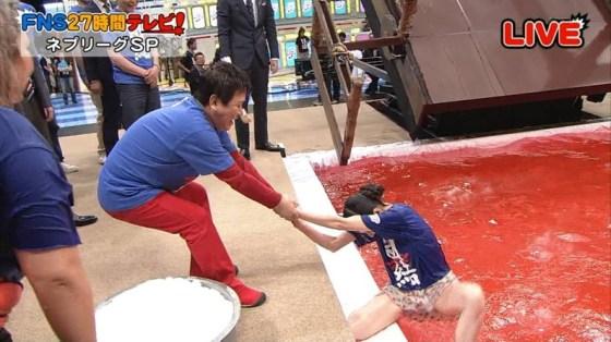【放送事故画像】テレビでお股クパーしてマンコ注意な女性芸能人達wwww 18
