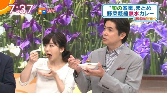 【擬似フェラ画像】完全に狙ってるだろと思うほどエロい顔しながら食レポする女達www 13