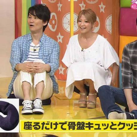 【放送事故画像】TVでパンツが見えてる?んなアホなww見えてるじゃない!! 04