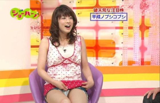 【放送事故画像】TVでパンツが見えてる?んなアホなww見えてるじゃない!! 07
