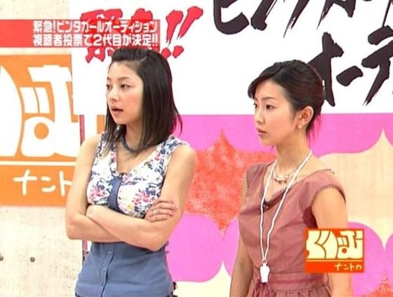 【放送事故画像】地味なハプニングだけど、女子アナ達からしたら最も重大なハプニングww 12