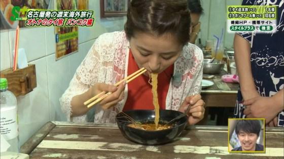 【擬似フェラ画像】エロすぎる顔で食レポする女子アナ達のこの表情を見てやってくれwww 10