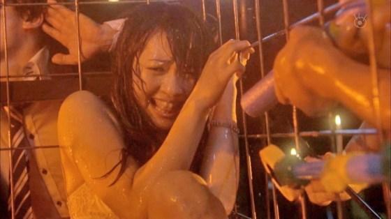 【お宝エロ画像】濡れ場屋ベッドシーンでも迫真の演技を見せ更に乳首までさらけ出す女優達!! 24