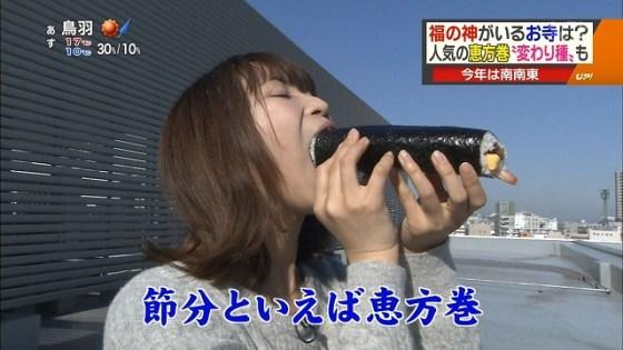 【擬似フェラ画像】食レポと言いつつ卑猥な顔をテレビに晒される女子アナやアイドル達ww 14