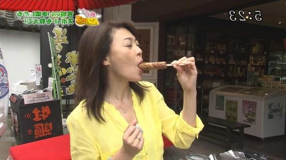 【擬似フェラ画像】女子アナやアイドルが食レポする時ってなんであんなにエロい顔になるんだ?ww