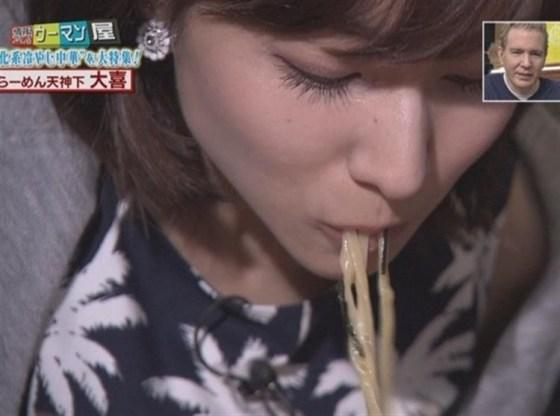 【擬似フェラ画像】女子アナやアイドルが食レポする時ってなんであんなにエロい顔になるんだ?ww 18