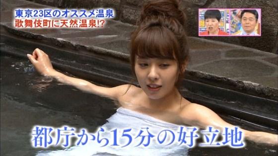 【温泉キャプ画像】タレントの入浴シーンが見れる貴重な温泉レポ!エロい裸体画安易に想像できちゃうw 20