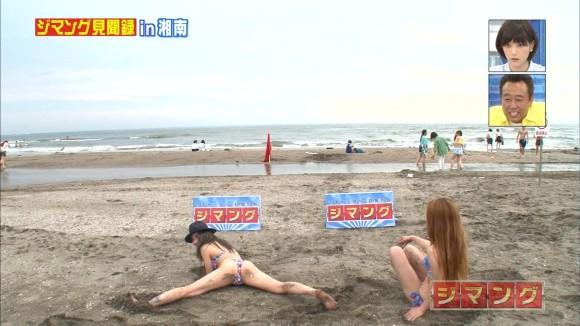 【放送事故画像】テレビに映された素人がエロかった! 12